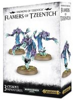 Warhammer Age of Sigmar. Daemons of Tzeentch. Flamers of Tzeentch (97-13)