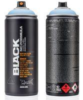 """Краска аэрозольная """"Black. Lenor"""" (голубая; 400 мл)"""