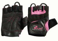 "Перчатки для фитнеса ""Fitness Star"" (розовые; XS)"
