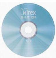 Диск BD-R 25Gb 4x Mirex Jewel case