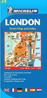 London: Street Map and Index