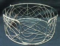 Подставка для фруктов металлическая (220х90 мм; арт. XX8561S)