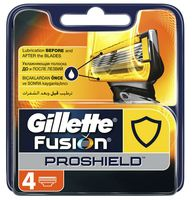 "Кассета для станка ""Gillette Fusion ProShield"" (4 шт.)"