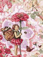 """Картина по номерам """"Маленькая фея в цветах"""" (500x650 мм; арт.  MMC069)"""