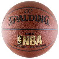 Мяч баскетбольный Spalding Gold Indoor/Outdoor