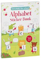 Alphabet. Sticker Book