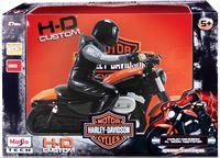 """Мотоцикл на радиоуправлении """"Harley-Davidson XL1200N Nightster"""""""