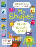 My Shapes. Sticker Activity Book
