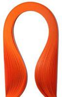 Бумага для квиллинга (300х3 мм; оранжевый; 100 шт)