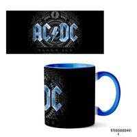 """Кружка """"AC/DC"""" (441, голубая)"""
