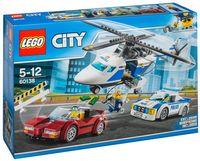 """LEGO City """"Стремительная погоня"""""""