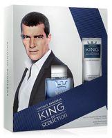 """Подарочный набор """"King of seduction"""" (туалетная вода, бальзам после бритья)"""