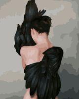 """Картина по номерам """"Мифология женской красоты. Сила"""" (400х500 мм)"""