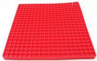 Подставка под горячее силиконовая (17,5*17,5*10,5 см)