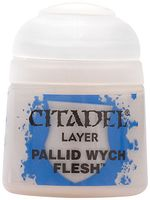 Paint Pots: Pallid Wych Flesh 12ml (22-58)