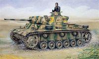 "Средний танк ""Pz. Kpfw. III Ausf. M/N"" (масштаб: 1/72)"
