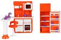 """Набор мебели для кукол """"Конфетти. Кухня"""""""