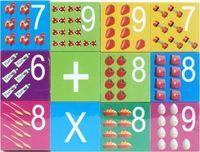 """Кубики """"Маша и Медведь. Цифры"""" (12 шт)"""
