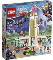 """LEGO DC Super Hero Girls """"Школа супергероев"""""""