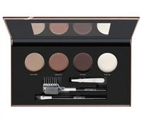 "Палетка теней для бровей ""Most Wanted Brows Palette"" (тон: 4, medium/dark)"