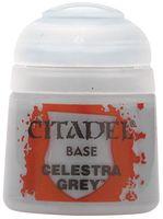 """Краска акриловая """"Citadel Base"""" (celestra grey; 12 мл)"""