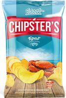 "Чипсы картофельные ""Chipster's"" (130 г; краб)"