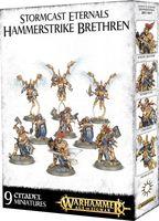 Warhammer Age of Sigmar. Stormcast Eternals. Hammerstrike Brethren (100-11)