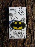 """Значок """"Бетмен"""" (арт. 040)"""