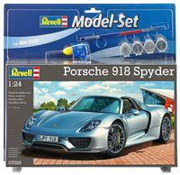 "Сборная модель ""Автомобиль Porsche 918 Spyder"" (масштаб: 1/24)"