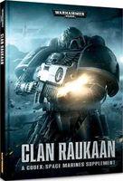 "Warhammer 40.000. ""Clan Raukaan - A Codex: Space Marines Supplement"" (EN)"