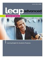 LEAP Advanced: Reading and Writing. Student Book with Companion Website (+ закладка-календарь)