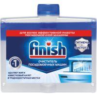 """Очиститель для посудомоечных машин """"Finish"""" (250 мл)"""