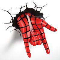 """Декоративный светильник """"Человек-паук. Рука"""""""