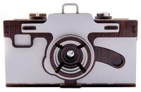 """Сборная деревянная модель """"Фотокамера Pinhole"""""""