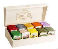 """Чай """"Ahmad Tea. Contemporary"""" (100 пакетиков; ассорти)"""