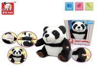 """Мягкая игрушка """"Панда-повторюшка"""" (со звуковыми эффектами)"""