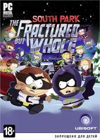 Цифровой ключ South Park: The Fractured but Whole (предзаказ)