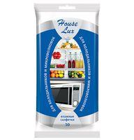 Влажные салфетки для холодильников и микроволновых печей (30 шт.)