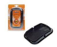 Коврик-липучка для мобильных устройств (100х150х30 мм; чёрный; арт. ASM-BP-04)