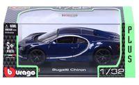 """Модель машины """"Bburago. Bugatti Chiron"""" (масштаб: 1/32)"""