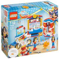 "LEGO DC Super Hero Girls ""Дом Чудо-женщины"""