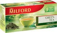 """Чай зеленый """"Milford"""" (20 пакетиков)"""