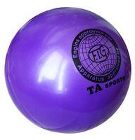 Мяч для художественной гимнастики T8 (фиолетовый)
