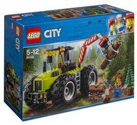 """LEGO City """"Лесной трактор"""""""