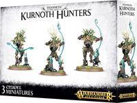 Warhammer Age of Sigmar. Sylvaneth. Kurnoth Hunters (92-13)