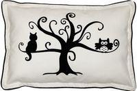 "Подушка ""Коты на дереве"" (54x39 см; арт. 04-196)"