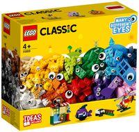 """LEGO Classic """"Кубики и глазки"""""""