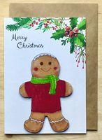 "Открытка ""Merry Christmas"" (арт. 308)"