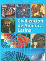 Civilizacion de America Latina (+ 2 CD)