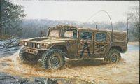"Автомобиль ""M998 COMMAND VEHICLE"" (масштаб: 1/35)"
